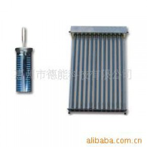 真空管太阳能、太阳能热泵热水工程、平板太阳能