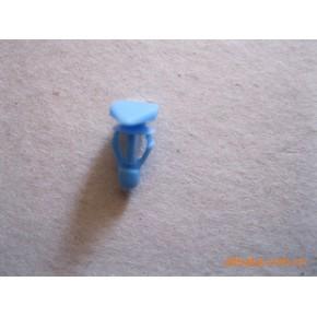 销售汽车塑料扣F40 蓝色