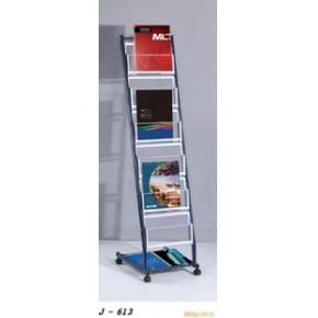 单、双面层叠式展架 CD架 书架 货架 坚固耐用
