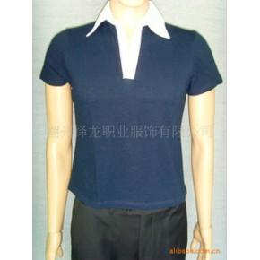 短袖衫,夏天衫,夏日服饰,演示服,工作服,制服团购服