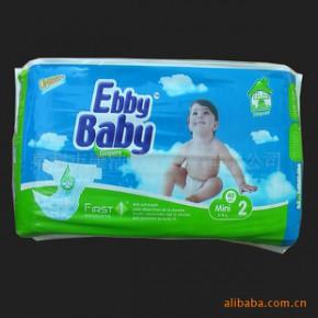 棉质纸尿裤 PP贴PE底膜 外贸出口 吸水性强 透气 专业加工 抗菌