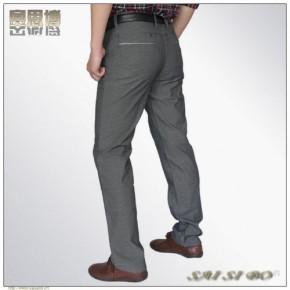 赛思博/saisibo 新款商务休闲裤W1201-19