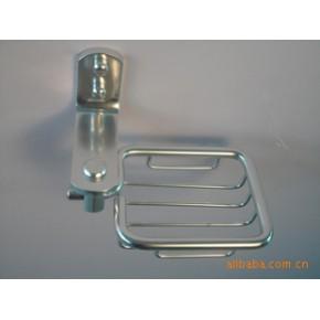 [洁室龙]9112太空铝皂碟实心新款创意肥皂盒 香 皂盒淋浴房配件