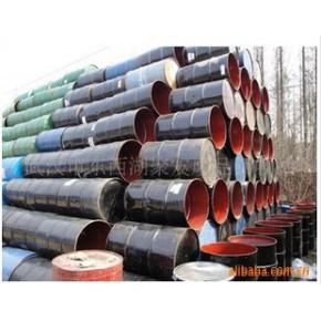 武汉市东西湖聚友废品回收站供应多种高品质的开口铁桶