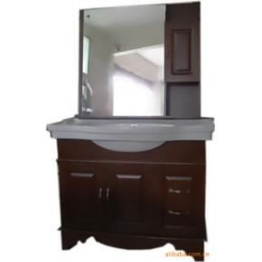 批发供应橡木浴室柜实木浴柜浴室柜