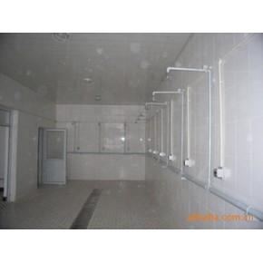 太阳能浴室 太阳能热水工程