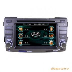 北箭现代领翔汽车影音导航GPS/双锭车载DVD