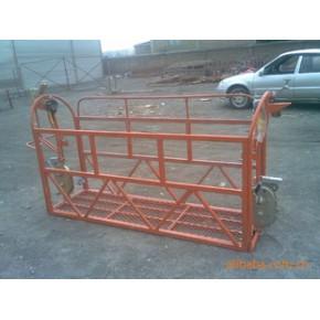 原泰脚蹬吊篮厂专业生产高质量的脚踏吊篮 价格实惠