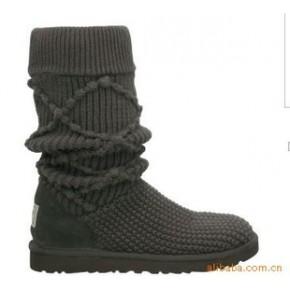 批发 5879传统 质地 柔软 保暖雪地靴