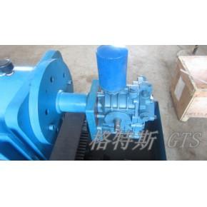 整体式液压无级变速装置检测试验台