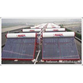 太阳能、太阳能热水器、串联太阳能