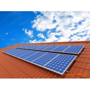 光伏组件配套,太阳能板固定支架,陶瓷瓦屋顶光伏支架系统