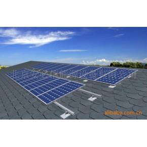 光伏组件配套,太阳能板固定支架-油毡瓦屋顶光伏支架系统