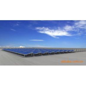 光伏组件配套,太阳能板固定支架,平屋顶压载光伏支架系统