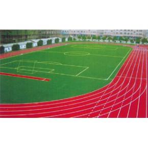 惠州佳惠承接大小球场地坪 PU跑道地坪工程