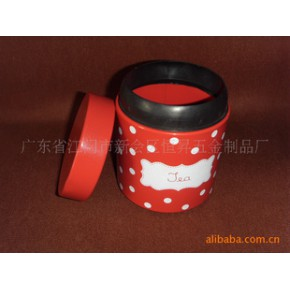 铁皮喷漆圆形铁罐,铁桶,储物盒,欢迎咨询