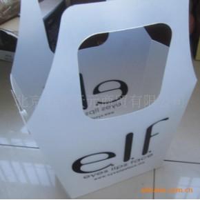 时尚化妆品礼品篮 塑料 销售包装/终端包装