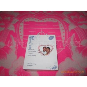 精美婚礼礼品袋---纸袋