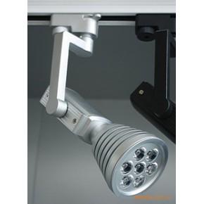 批量供应LED轨道射灯、服装店射灯、LED导轨射灯