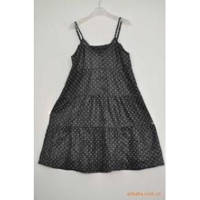 女式裙装  吊带裙 现货