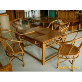 大量批发扇椅长方形茶台 扇椅茶台