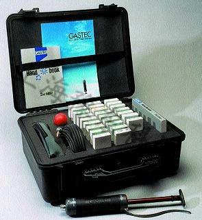 便携式有毒有害气体应急检测箱L-16G
