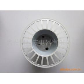 各类不同规格的LED铝杯与散热罩