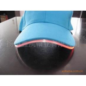 棒球帽运动帽,100%全棉斜纹纱卡成人款运动帽,舞会帽