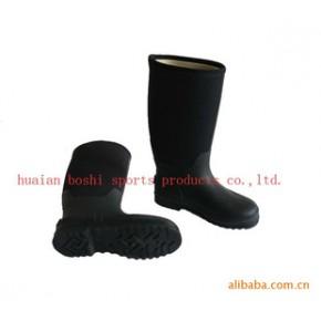 博时高帮靴  neoprene材质的  适合打猎钓鱼