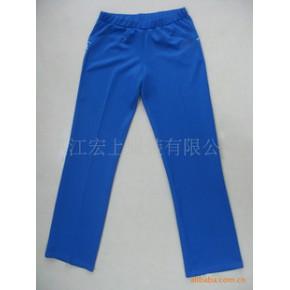 承接女士运动长裤来样定做/多种颜色可选