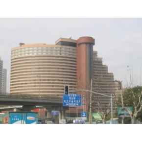 上海星级宾馆酒店专用玻璃贴膜上海浩毅