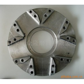 17寸洗地机 翻新盘 铝质刷盘