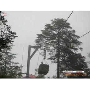 货运架空索道,可用于交通不便的山林地带运输