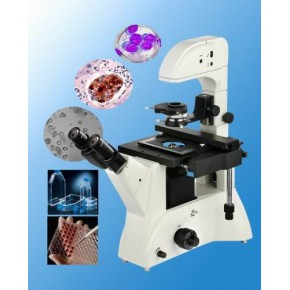 倒置生物显微镜 研究生物显微镜