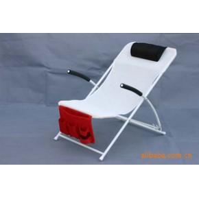 毅佳户外休闲铁管喷塑折叠椅