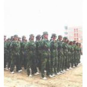 迷彩服,军训服,作训服