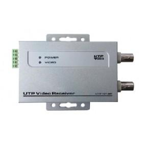 单路有源双绞线视频接收器UTP101AR