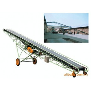 小麦输送机 带式输送机 恒远