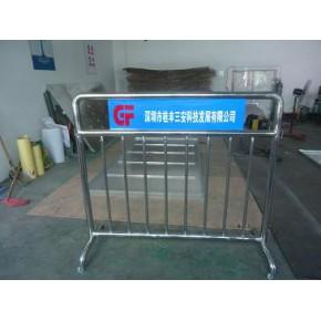活动不锈钢护栏经多道特殊工艺制作,工序严格高标准。