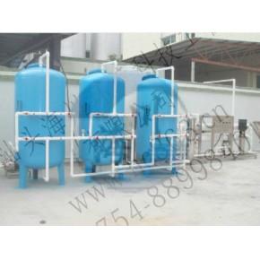 汕头环保公司/8吨/小时纯水设备