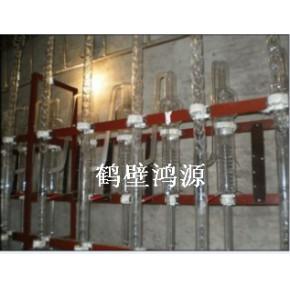 节能型石英玻璃试剂硫酸提纯设备