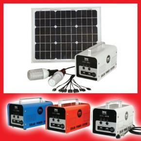 小型家用太阳能供电系统()