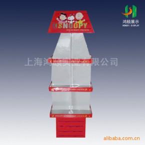 纸展示架,交货快,结构美观纸货架