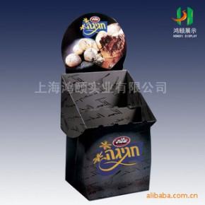 生产明星片促销纸货架,餐巾纸展示架 贺卡展示架