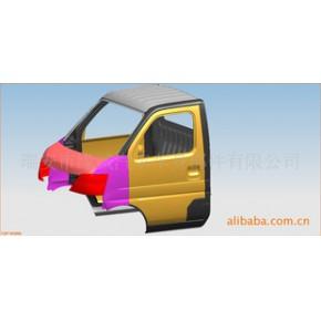 承接车身覆盖件设计开发、加工生产