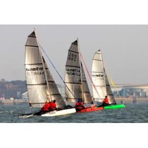 WETA三体帆船(包括驾驶帆船培训费)