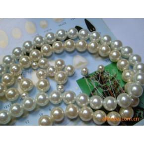 玻璃仿珍珠,玻璃珠,人造仿珍珠