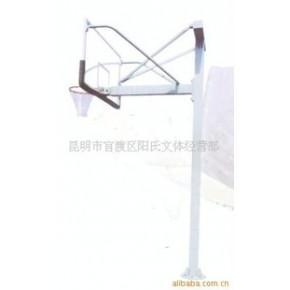优质单臂地埋静电喷涂、方管篮球架