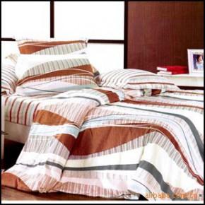 【艾博】时尚品味100%纯棉 床上用品 爽肤 活性印花 四件套新款