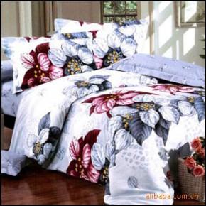 【艾博】一世情缘100%纯棉 床上用品  爽肤 活性印花 四件套新款